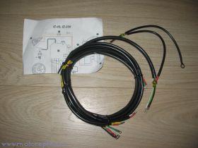 Проводка Иж-49, 350