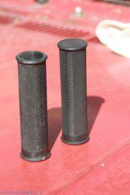 Ручки руля с низкой отбортовкой на руль 22 мм